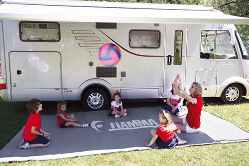 Fiamma Motorhome Awnings and Caravan Awnings